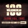 100 Episoden The Walking Dead!