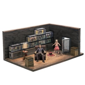 The Walking Dead Building Set: The Governors Room © McFarlane.com