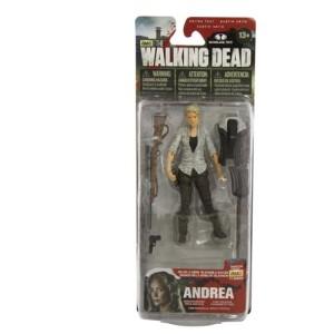 The Walking Dead: Andrea © McFarlane.com