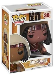 The Walking Dead: Michonne POP! © funko.com