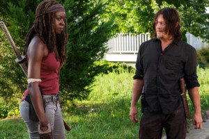 Szenenfoto aus The Walking Dead 8x08 © Gene Page / AMC.com